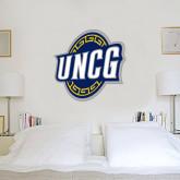 3 ft x 3 ft Fan WallSkinz-UNCG Shield