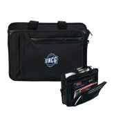 Paragon Black Compu Brief-UNCG Shield