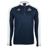 Adidas Modern Navy Varsity 1/4 Zip-Lock Up