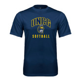 Syntrel Performance Navy Tee-Softball