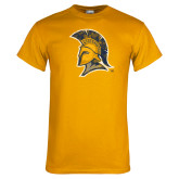 Gold T Shirt-Official Artwork Distressed 2
