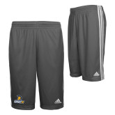 Adidas Climalite Charcoal Practice Short-Lock Up