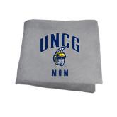 Grey Sweatshirt Blanket-Mom