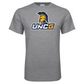 Grey T Shirt-Lock Up