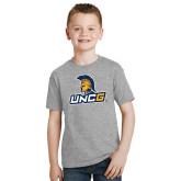 Youth Grey T Shirt-Lock Up