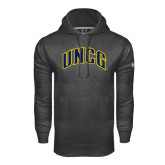 Under Armour Carbon Performance Sweats Team Hood-Arched UNCG