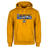 Gold Fleece Hoodie-2018 Mens Golf Champions - Box