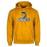 Gold Fleece Hoodie-Lock Up