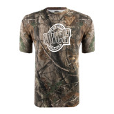 Realtree Camo T Shirt-UNCG Shield