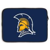 15 inch Neoprene Laptop Sleeve-Spartan Logo