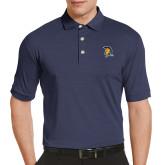 Callaway Tonal Navy Polo-Spartan Logo