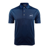 Navy Dry Mesh Polo-UNCG Shield