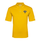 Under Armour Gold Performance Polo-Arched UNCG w/Spartan