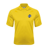 Gold Dri Mesh Pro Polo-UNCG Shield