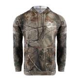Realtree Camo Fleece Hoodie-UNCG Shield