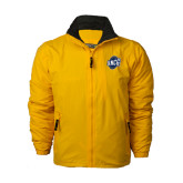 Gold Survivor Jacket-UNCG Shield