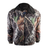 Mossy Oak Camo Challenger Jacket-Arched UNCG w/Spartan