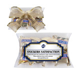 Snickers Satisfaction Pillow Box-UNCG Shield