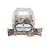 Snickers Satisfaction Gable Box-UNCG Shield