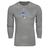 DriFit Onyx NIKE Legend Long Sleeve Tee-