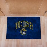 Full Color Indoor Floor Mat-Arched UNCG w/Spartan