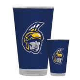 Full Color Glass 17oz-Spartan Head