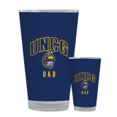 Full Color Glass 17oz-Dad