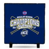 Photo Slate-2017 SoCon Regular Season Softball Champions - Crossed Bats