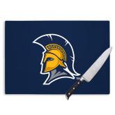 Cutting Board-Spartan Logo