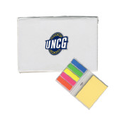 Micro Sticky Book-UNCG Shield