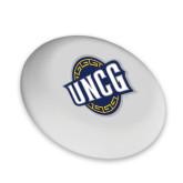 Ultimate White Sport Disc-UNCG Shield