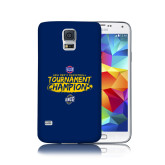 Galaxy S5 Phone Case-2018 Mens Basketball Champions - Brush