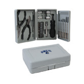 Compact 26 Piece Deluxe Tool Kit-Arched UNCG w/Spartan