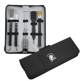 Grill Master Traditional BBQ Set-Spartan Logo