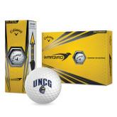 Nike Power Distance Golf Balls 12/pkg-Arched UNCG w/Spartan