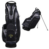 Callaway Hyper Lite 4 Black Stand Bag-Arched UNCG w/Spartan