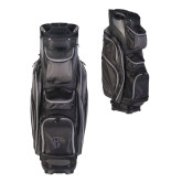 Callaway Org 14 Black Cart Bag-Arched UNCG w/Spartan