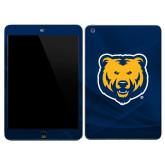 iPad Mini 3/4 Skin-UNC Bear Logo