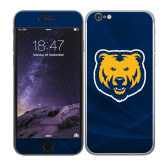 iPhone 6 Skin-UNC Bear Logo