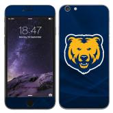 iPhone 6 Plus Skin-UNC Bear Logo