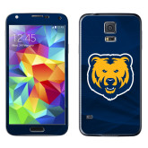 Galaxy S5 Skin-UNC Bear Logo