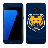 Samsung Galaxy S7 Skin-UNC Bear Logo