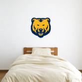 2 ft x 2 ft Fan WallSkinz-UNC Bear Logo