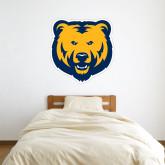 3 ft x 3 ft Fan WallSkinz-UNC Bear Logo