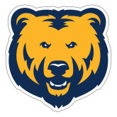 Large Decal-UNC Bear Logo, 12 inches wide