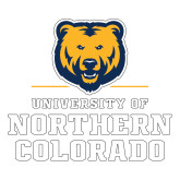 Large Decal-Northern Colorado Stacked Logo, 12 inches wide