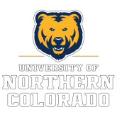 Extra Large Decal-Northern Colorado Stacked Logo, 18 inches wide