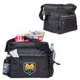 All Sport Black Cooler-UNC Bear Logo