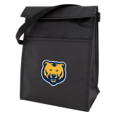 Black Lunch Sack-UNC Bear Logo