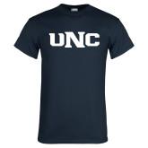 Navy T Shirt-UNC